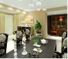 混搭风格家居餐厅装饰时尚烛台图片