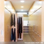 巧妙玄关化解风水难题,北京泰吉伟邦设计公司,高震,卧室,更衣室,冷气摆放设计,造型衣橱,