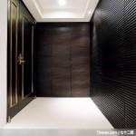 隐藏式柜体设计,东易日盛CBD工作室,刘绍军,玄关,收纳鞋柜,拉门,