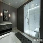 现代欧式风格卫生间装修