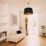 简约客厅吊顶效果图 石膏板吊顶效果图