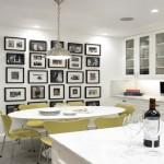 小餐厅装修设计 餐厅照片背景墙效果图