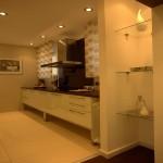两室一厅90平装修厨房效果图