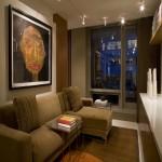 两室一厅90平装修客厅效果图欣赏