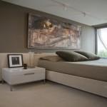 两室一厅90平装修卧室墙上装饰效果图