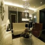 新古典三居客厅沙发装修效果图
