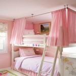 简约儿童房卧室装修效果图大全