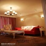 客厅吊灯造型设计