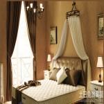 卧室席梦思床垫图片