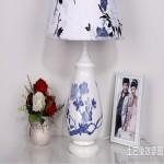 青花瓷台灯图片
