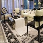 新古典风格客厅沙发茶几装修效果图欣赏