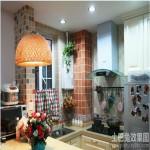 家装小厨房装修效果图大全