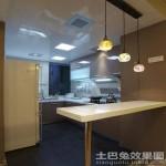 家装小厨房集成吊顶装修效果图欣赏