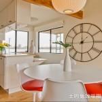 厨房餐厅创意挂钟图片欣赏
