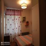 温馨小卧室吸顶灯装修效果图