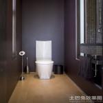 现代简约厕所尚高马桶图片
