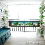 阳台地中海家具图片