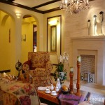 二居室客厅装饰效果图