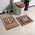 卫生间防滑地垫效果图片
