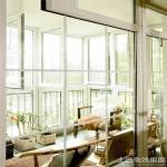 家居玻璃阳光房效果图