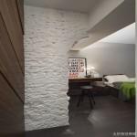 简约风格二居室卧室装饰墙设计图片