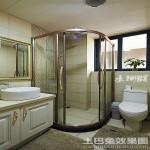 家装整体卫生间图片