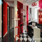创意室内厨房餐厅装修色彩搭配效果图