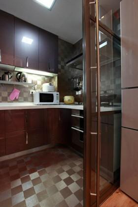 厨房装修效果图491