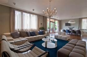公寓沙发装修效果图1088