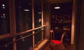 阳台工作区装修效果图50