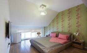 旧房卧室灯具装修效果图1185