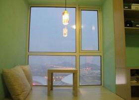 简约一居室 绿色清新装