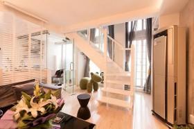 清新简约loft 精心设计一居室