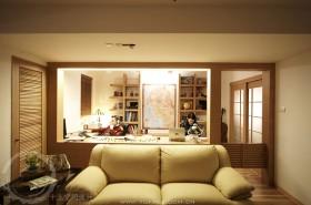 沙发装修效果图968
