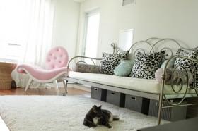 简约白领家居设计 沙发装修效果图897