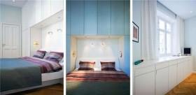 110平米卧室床装修效果图