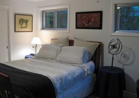 110平复式卧室装修效果图