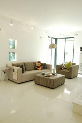 三居室沙发装修效果图884