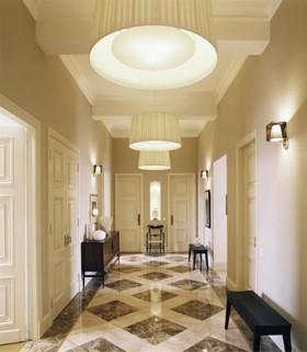 110平公寓门厅装修效果图