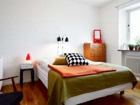 四居室床装修效果图612