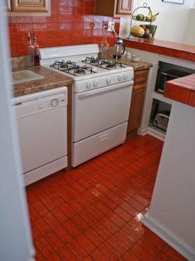 厨房装修效果图367