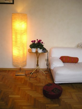 60平小户型灯具装修效果图1003