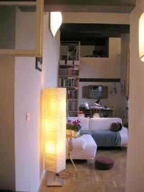 60平小户型沙发装修效果图831