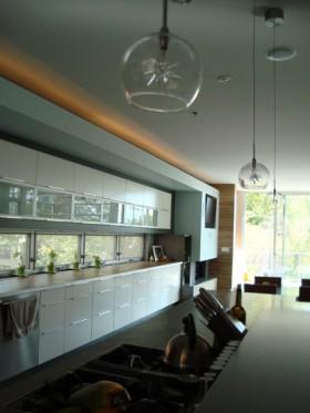 厨房装修效果图361