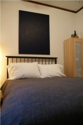 卧室背景墙装修效果图993