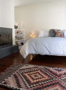一居室卧室装修效果图695