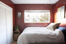 卧室背景墙装修效果图120