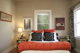 卧室背景墙装修效果图119