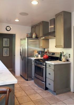 别墅110平厨房装修效果图280