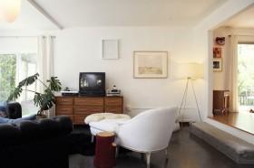 简约三居110平客厅装修效果图
